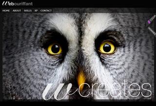 Webouriffant!