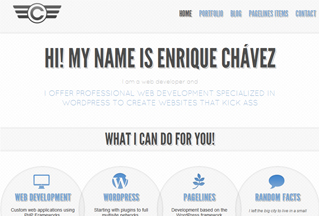Enrique Chávez Web Development