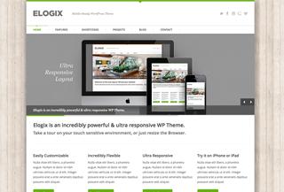 ELOGIX - Responsive WP Theme