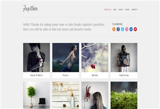 Jupither PREMIUM THEME