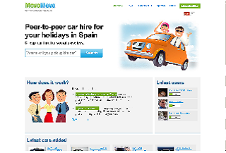 MovoMovo P2P Car Hire