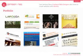 Jamison Rea | Web Designer