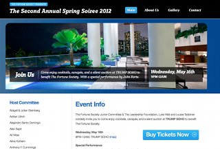 Second Annual Spring Soiree