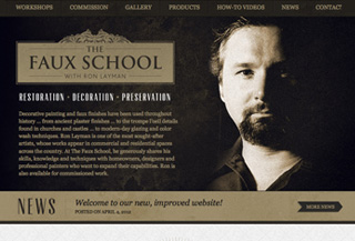 The Faux School - Ron Layman