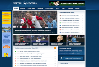 Voetbal Centraal
