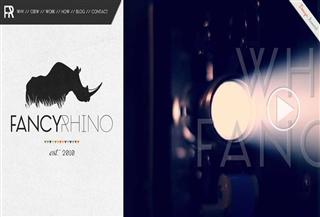 Fancy Rhino