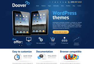 Doover Premium WordPress Theme