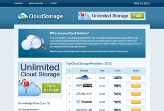 cloudstorage.org.uk