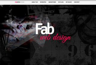 Fab Web Desgin