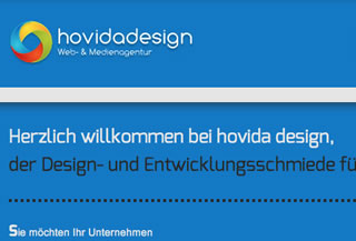 hovida design | Web- & Medienagentur Aachen