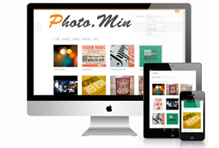 Photomin Responsive Template