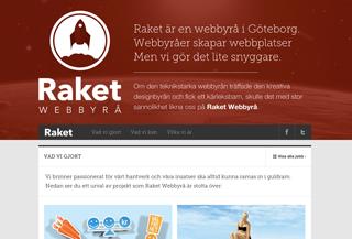 Raket Webbyrå