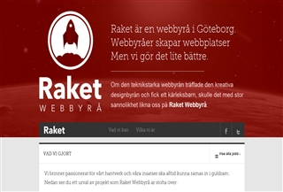 Raket Webbyra