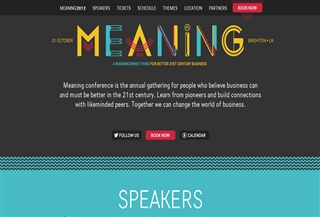 Meaning Conference