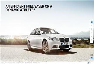 BMW Dynamic Attitude