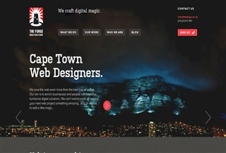 Cape Town Webdesigners