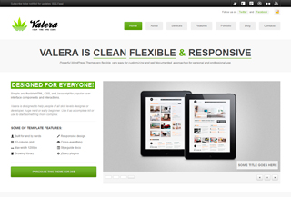 Valera - Responsive HTML