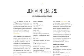 Jon Montenegro