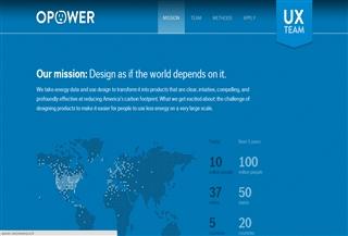 Opower UX