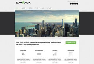 DAVRACK Premium Theme