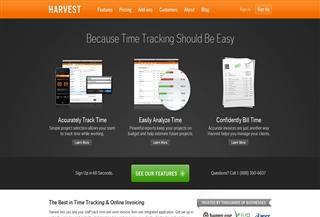 Get Harvest