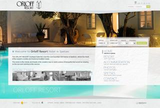 Orloff Resort Hotel Spetses