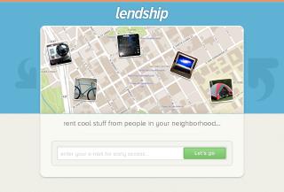 Lendship