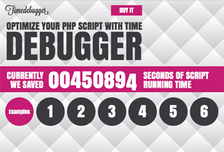 PHP Time Debugger