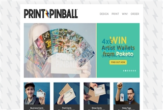Print Pinball