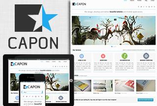 Capon Premium Theme