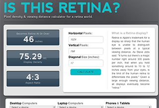 Is this retina?