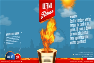 Defend The Flame