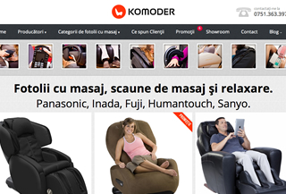 Komoder | fotolii cu masaj