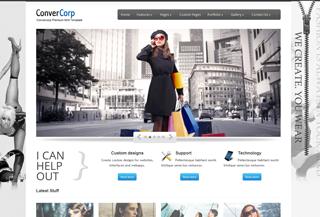 Convercorp Premium Theme