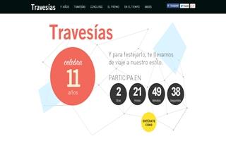 Travesias