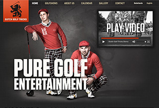 Dutch Golf Tricks