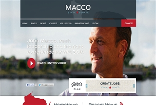 Macco For Senate