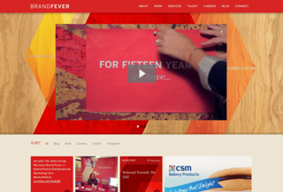 Brand Fever Marketing Firm