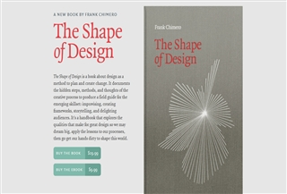 Shape of Design