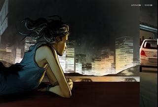 Hybrid4 Graphic Novel
