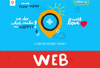 Flow Media - A creative internet agency