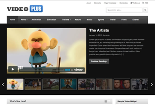 VideoPlus Premium Theme