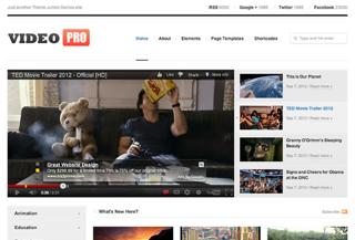 VideoPro Premium Theme