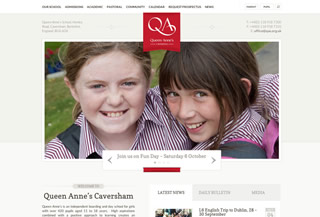 Queen Anne's School Caversham