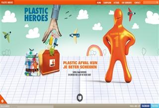 Plastic Heores