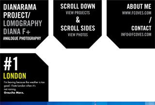 Dianarama Project / Lomography