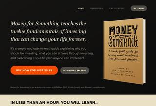 Money for Something