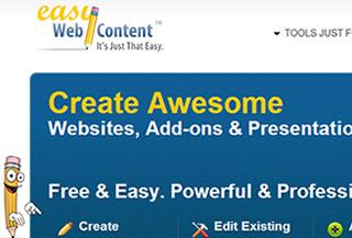 Easy WebContent