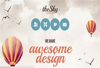 The Sky PREMIUM THEME