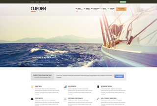 Clifden Premium Theme